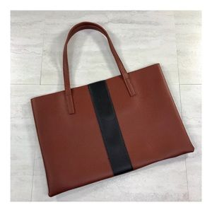 Vince Camuto Congac Brown Luck Tote